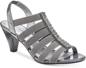 Karen Scott Neema Strappy Sandals, Created for Macy's Women's Shoes
