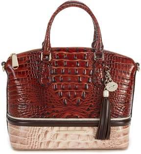 Brahmin Eastwood Collection Duxbury Satchel