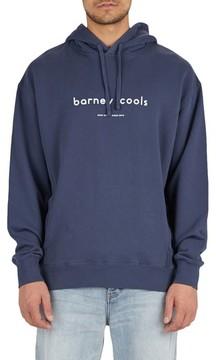 Barney Cools Men's Logo Graphic Hoodie