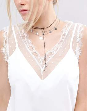 Aldo Layered Wraparound Choker