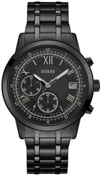 GUESS Sophisticated Black Watch