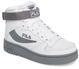 Fila Boy's Fx-100 High Top Sneaker