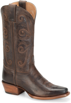Sonora Brown Maya Leather Cowboy Boot