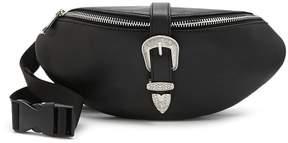 Forever 21 Buckle-Strap Belt Bag