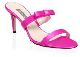 Sarah Jessica Parker Juliet Satin Sandals