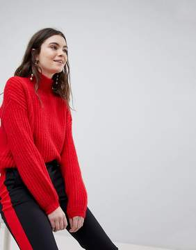 New Look Slouchy High Neck Sweater