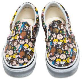 Vans Kids x Peanuts Slip-On
