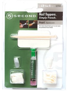 IBD 5 Second Pearl French Tip Kit