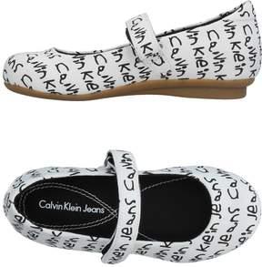 Calvin Klein Jeans Ballet flats