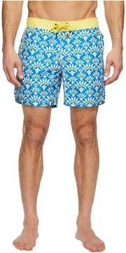 Mr.Swim Mr. Swim Aloha Chuck Swim Trunks Men's Swimwear