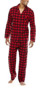 Hanes Flannel Pajama SetBig&Tall
