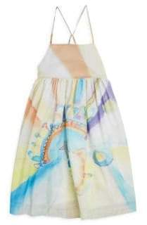 Stella McCartney Toddler, Little Girl's& Girl's Pear Empire-Waist Dress