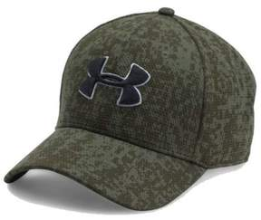 Under Armour UA Men's Printed Blitzing Stretch Fit Cap 1273197