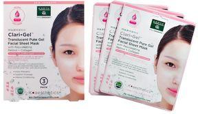 Earth Therapeutics Retinol & Collagen Rejuvenating Gel Face Mask