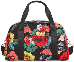 Vera Bradley Compact Sport Bag - HAVANA ROSE - STYLE