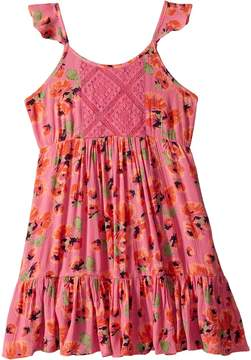 Billabong Kids Sundazer Dress Girl's Dress