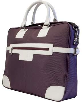 Urban Factory Vicky's Women's Bag for 15.6 Notebooks - Purple/White (VQ9960)