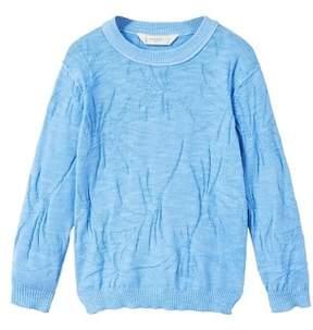 MANGO Textured degrade sweater