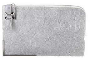 3.1 Phillip Lim Textured Leather Clutch