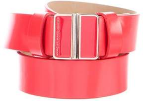Marc by Marc Jacobs Patent Leather Belt