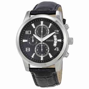 GUESS Black Dial Men's Chronograph Watch W0076G1