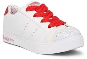 Skechers Twinkle Breeze 2.0 Sidestars Sneaker (Little Kid & Big Kid)