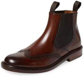 Antonio Maurizi Men's Wingtip Chelsea Boot