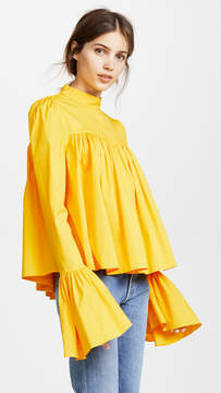 Caroline Constas James Blouse