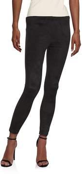 David Lerner Women's Rack Solid Leggings