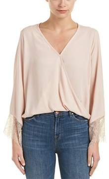 Eight Sixty Bell-sleeve Blouse.