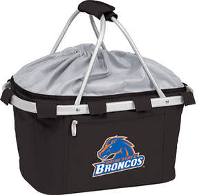 Picnic Time Metro Basket Boise State Broncos Embroidered