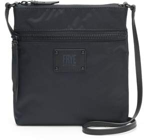 Frye Ivy Leather Nylon Cross-Body Bag