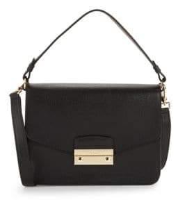 Furla Saffiano Leather Crossbody Bag
