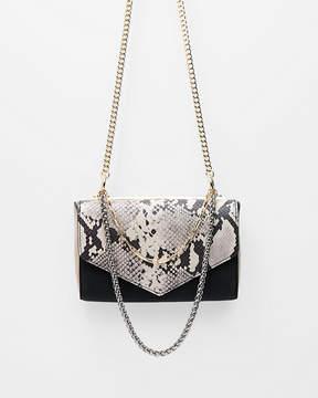 Express Multi Chain Strap Shoulder Bag