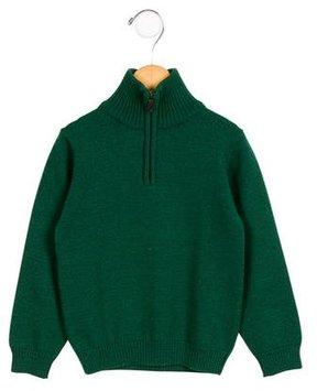 Oscar de la Renta Boys' Wool Pullover Sweater