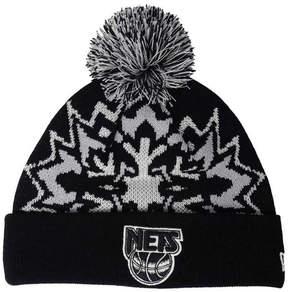 New Era New Jersey Nets Glowflake Knit Hat