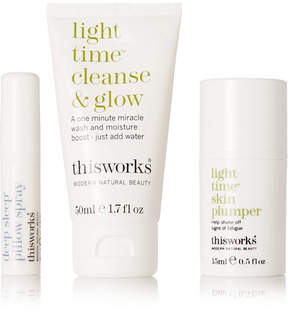This Works Light Time Starter Kit - Colorless