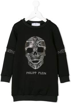 Philipp Plein Junior Clarissa Silz sweater
