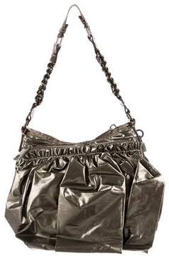 Marc Jacobs Metallic Leather Hobo - METALLIC - STYLE