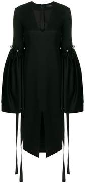 Ellery oversized bell sleeve dress