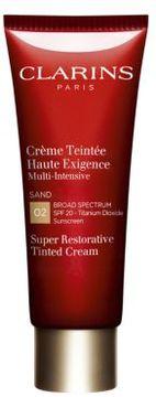 Clarins Super Restorative Tinted Cream SPF 20/1.4 oz.