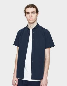 Acne Studios Isherwood SS Shirt in Deep Navy