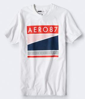 Aeropostale Aero 87 Original Stretch Graphic Tee