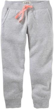 Osh Kosh Toddler Girl Knit Jogger Pants