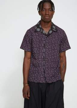 SASQUATCHfabrix. Sensou Open Collar Shirt