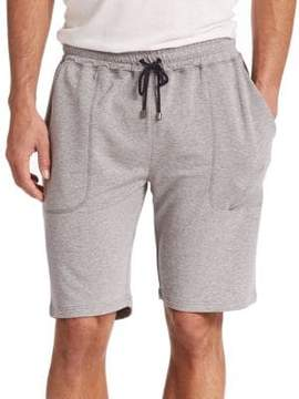 Saks Fifth Avenue COLLECTION Jersey Shorts