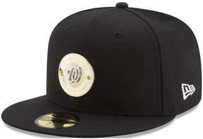 New Era Washington Nationals Inner Gold Circle 59FIFTY Cap