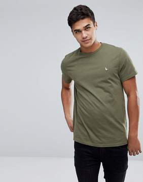 Jack Wills Sandleford T-Shirt In Olive