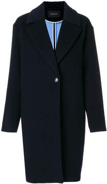 Cédric Charlier single breasted coat