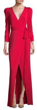 ABS by Allen Schwartz Statement Wrap Gown